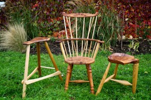 windsor comb back chair, bespoke fine furniture, Somerset, Dorset, South West England