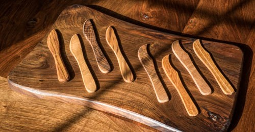 Wooden kitchenware gifts – our new 'Chef's Choice' range