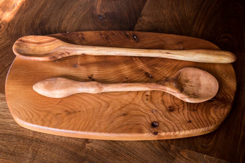 wooden kitchenware gifts; gifts; handcrafted kitchenware; Chef's Choice