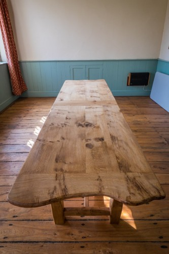 12-seater bespoke dining table