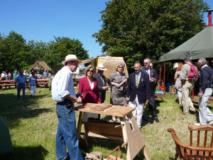 shows and country fairs, bespoke carpenter, bespoke furniture maker, Dorset, Somerset, South West England