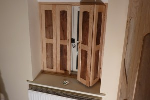 bespoke wooden shutters, bespoke fine furniture, Somerset, Dorset, South West England