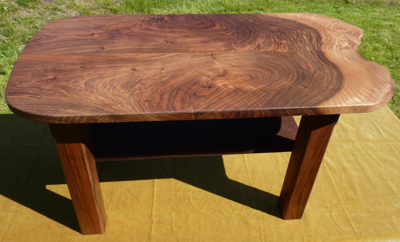 natural grain coffee table